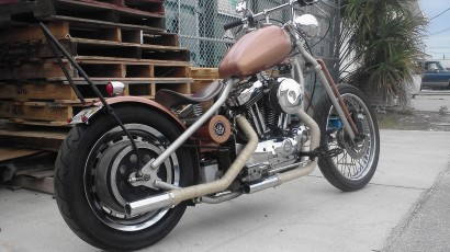 2001 Sportster Chopper