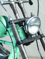West-Eagle Suspended Headlight Bracket