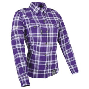 Speed and Strength Women's Smokin' Aces Reinforced Moto Shirt