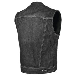 Speed and Strength Men's Soul Shaker Denim Vest